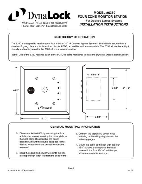 small resolution of 6350 series installation instructions