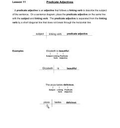 Worksheet 1 - Growing with Grammar   Manualzz [ 1651 x 1275 Pixel ]