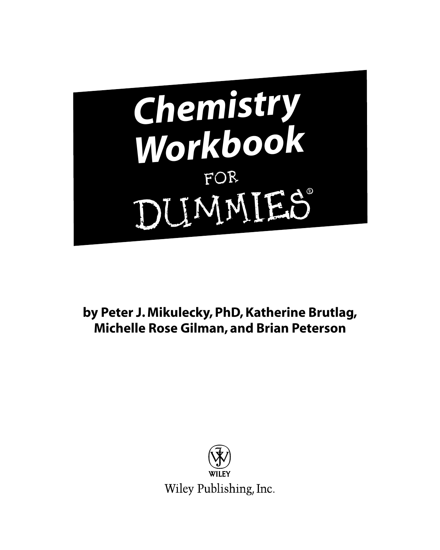 hight resolution of chemistry workbook
