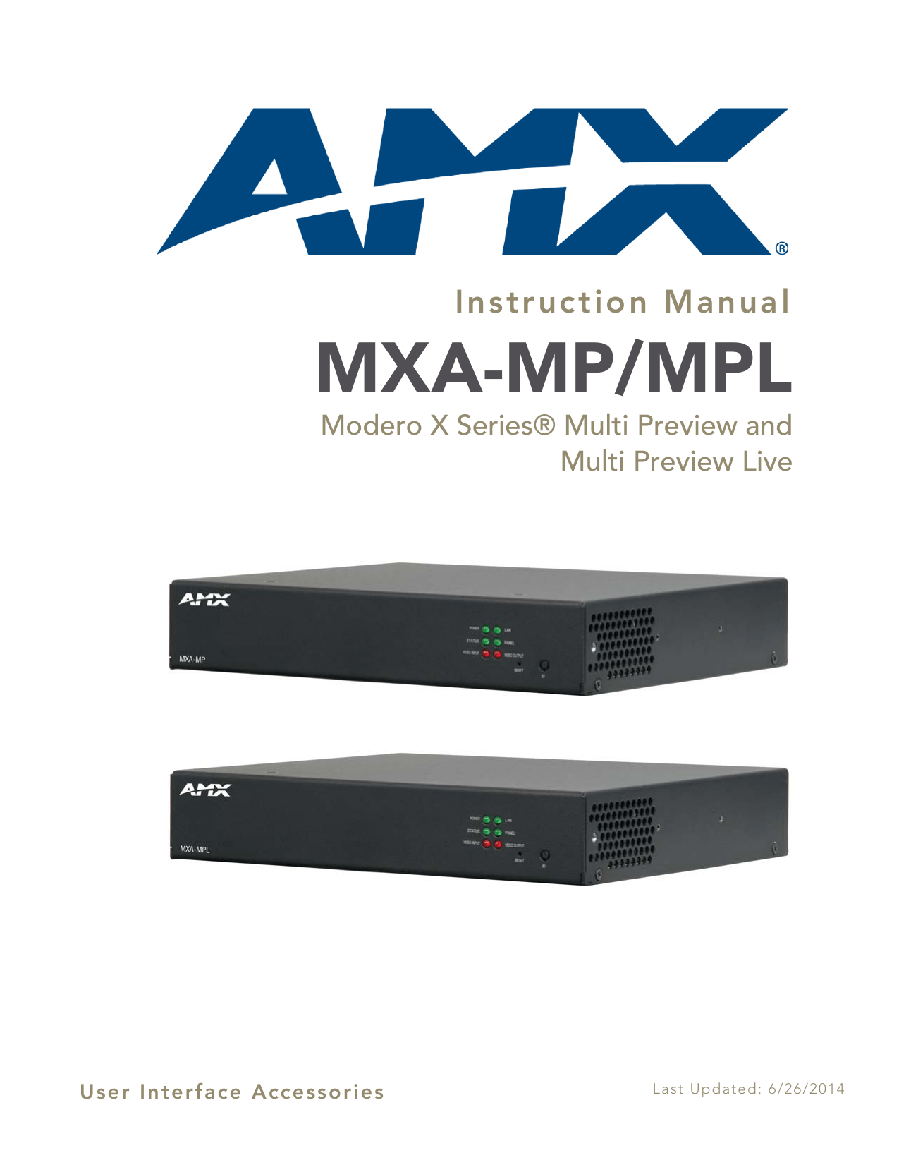 hight resolution of modero x series multi preview and multi preview live mxa