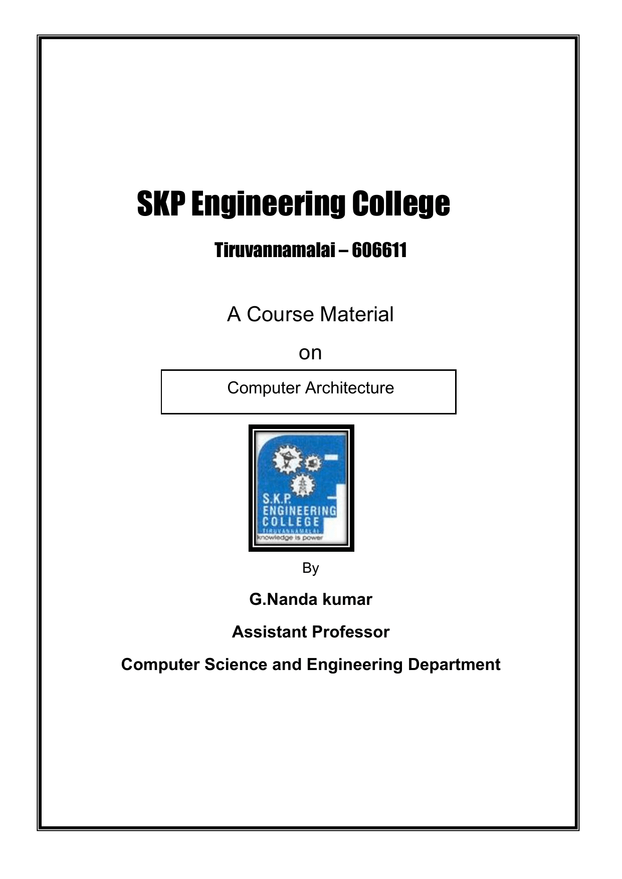 Computer System Design And Architecture Heuring Jordan Pdf