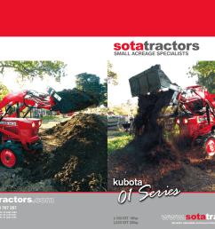 kubota sota tractors [ 2481 x 1754 Pixel ]