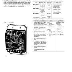 Ranco Oil Pressure Switch Wiring Diagram Of Hypervisor Totaline Protection Controls Manualzz Com