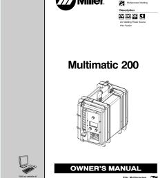 multimatic 200 miller welding [ 1275 x 1651 Pixel ]