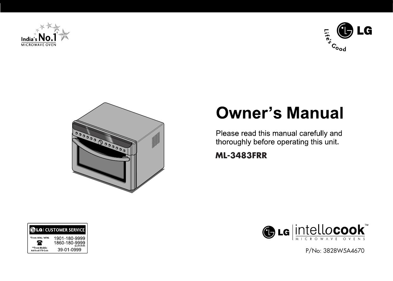 Solardom Microwave Oven ManualBestMicrowave