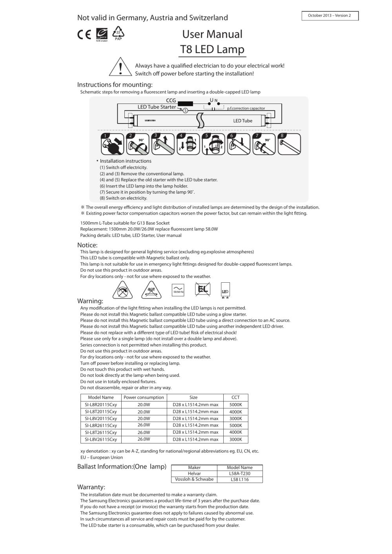 medium resolution of samsung si l8r20115ceu manuel de l utilisateur eu6 user manual