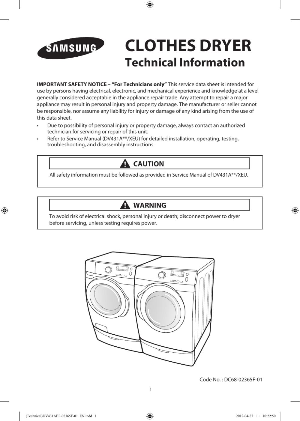 medium resolution of samsung dv520aep xaa dryer wiring diagram