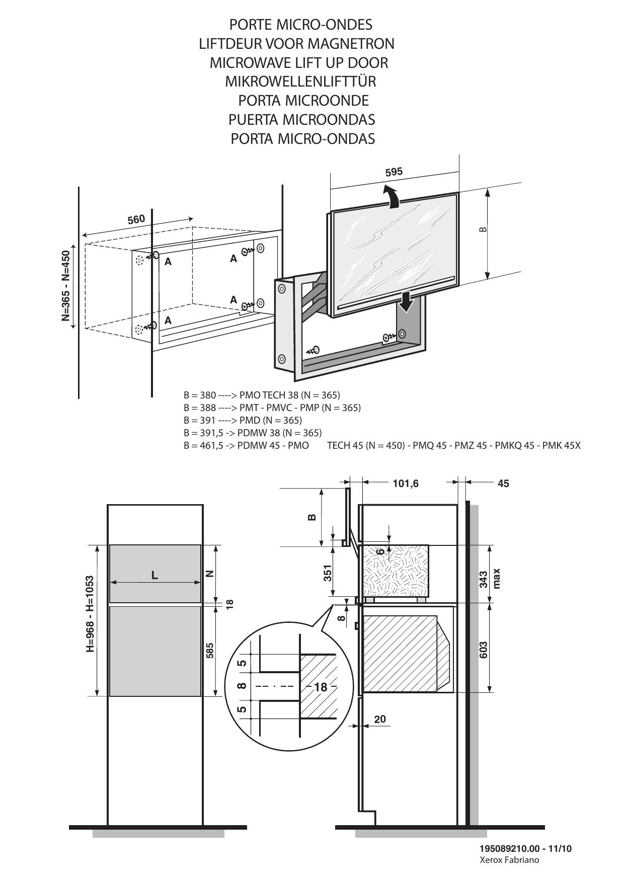 Mode Demploi Micro Onde Whirlpool Max 38