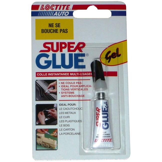 Super Glue Gel Mutli Usages Loctite 3 G Norauto Fr