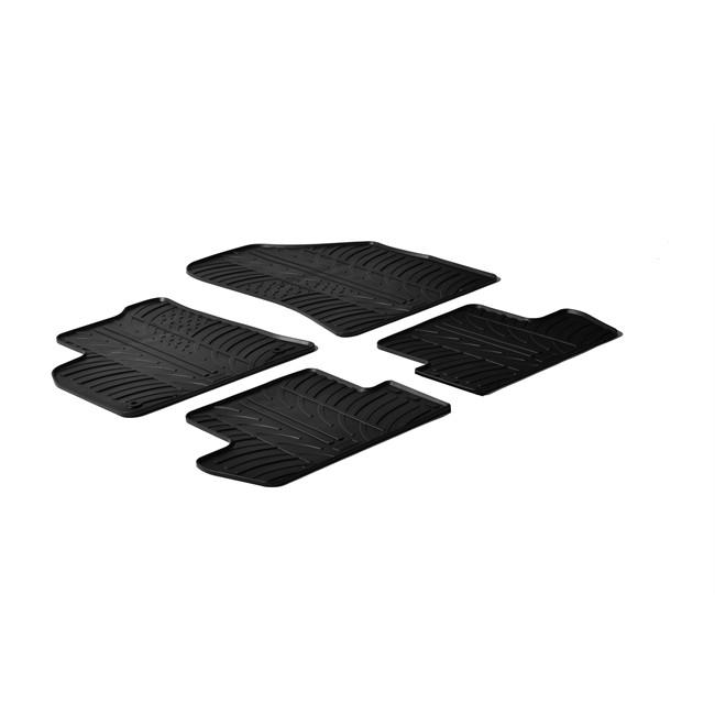 tapis tapis sur mesure 4 tapis sur mesure caoutchouc norauto premium