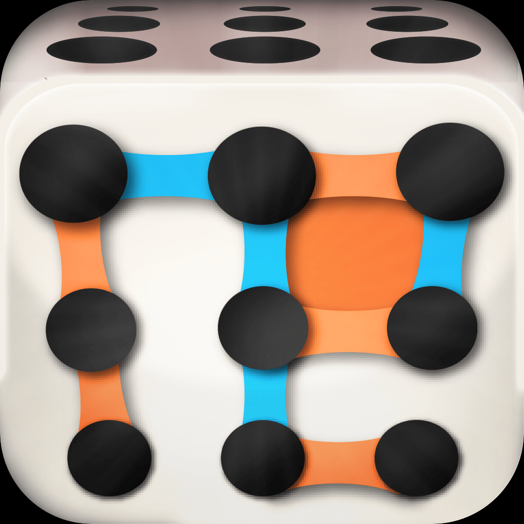 The Classic Game Goes Digital In Dots And Boxes For Ios