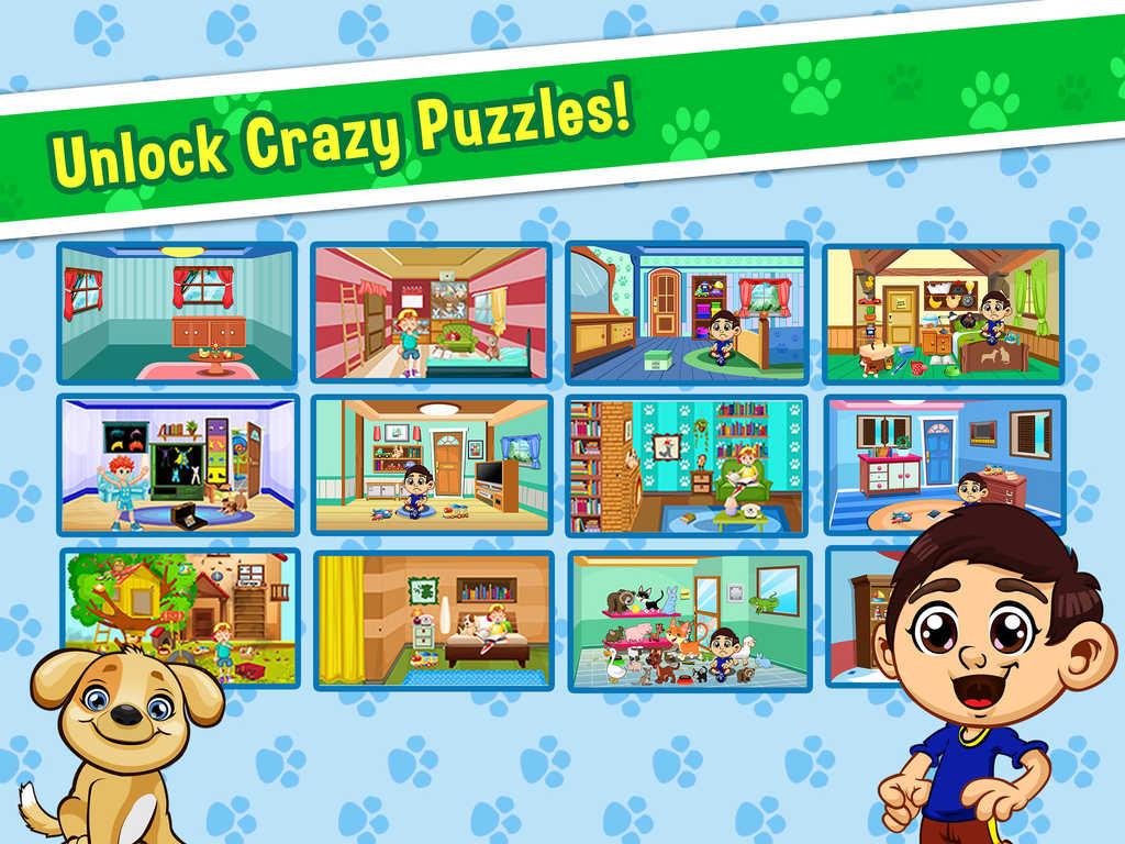 App Shopper A Pet Hidden Object Room Escape Puzzle