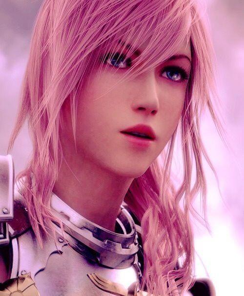 Claire Lightning Farron Video Games Amino
