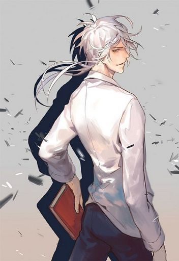 Anime Male White Hair : anime, white, ✶My, Favourite, White, Haired, Characters✶, Anime, Amino
