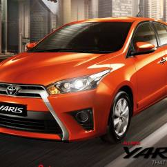 All New Yaris Trd Sportivo 2017 Mobil Grand Veloz Toyota Vios Hatchback Debuts In Thailand Image