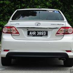 All New Corolla Altis Agya 1.0 G M/t Trd Gallery Old And Toyota Compared Image