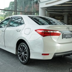 New Corolla Altis Launch Date In India Head Unit Grand Avanza Toyota 2014 18 | Autos Post