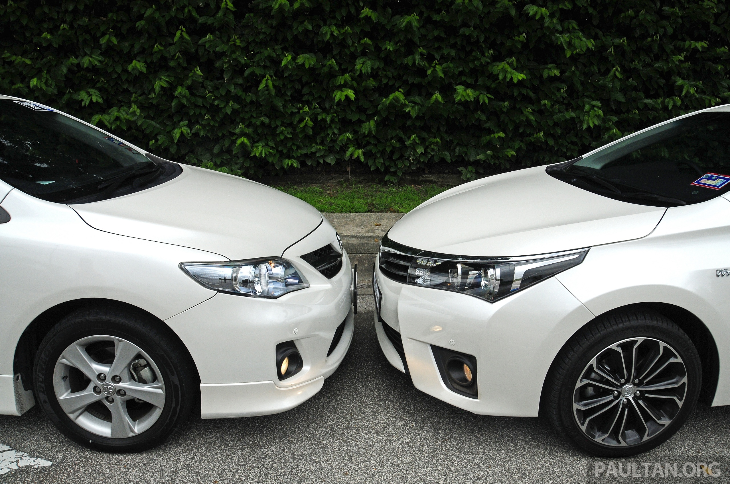 all new corolla altis pilihan warna mobil grand avanza gallery old and toyota compared