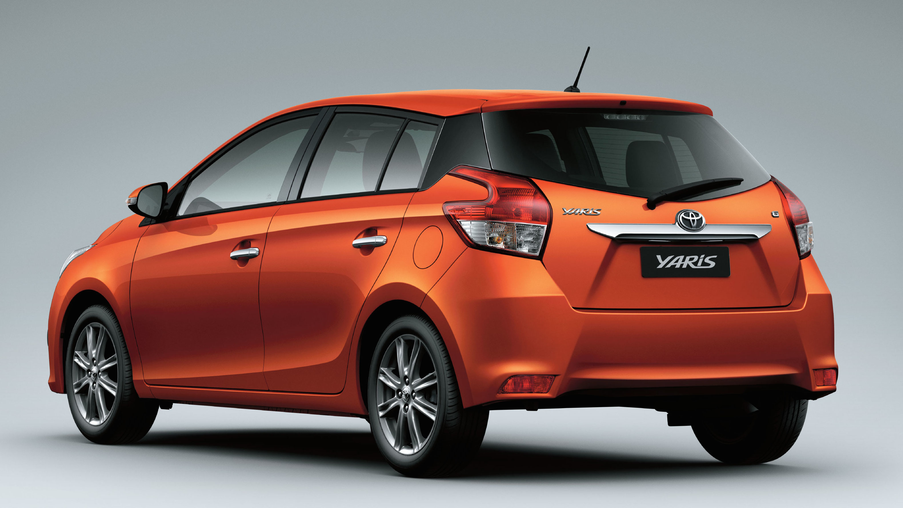 toyota yaris trd 2014 harga rear sway bar hatch open for booking  rm101 700 image