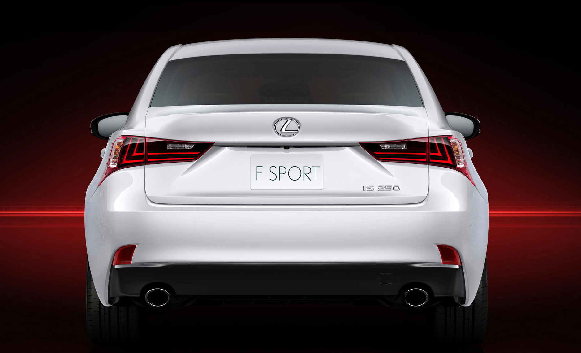 New 2014 Lexus IS officially revealed – IS 250 IS 350 F Sport
