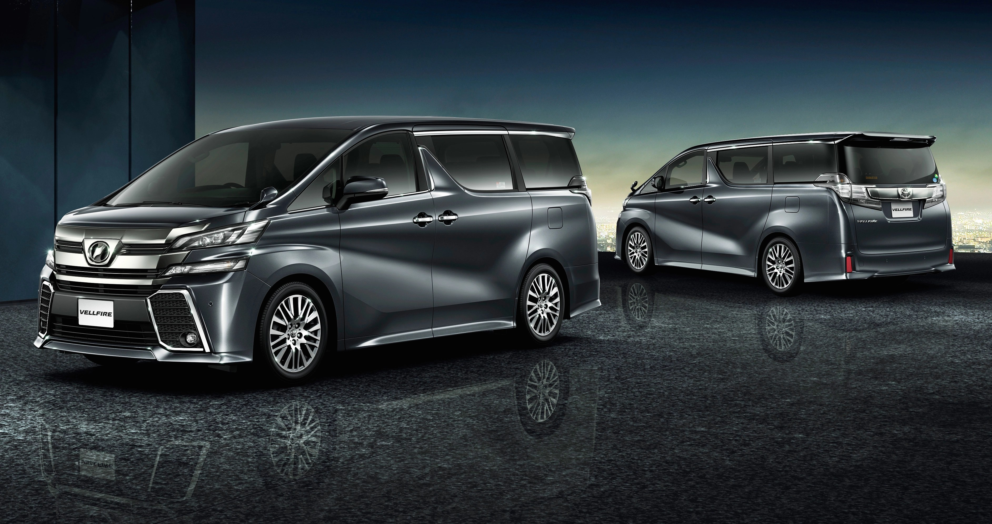 toyota all new alphard 2015 camry price and vellfire unveiled  full details
