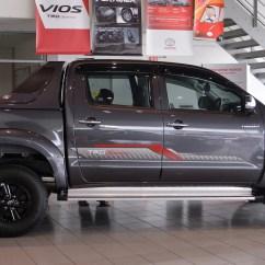 New Toyota Agya Trd Sportivo Harga All Kijang Innova Tipe Q Gallery 2015 Hilux  More Aggressive