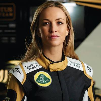 Carmen Jorda joins Lotus F1 as development driver