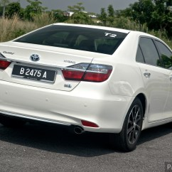 All New Toyota Camry Malaysia Yaris Trd Sportivo 2017 2015 Launched In  6 Spd 2 0e