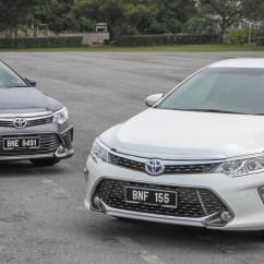 All New Toyota Camry Malaysia Kijang Innova Gallery 2015  2 0g Or 5 Hybrid Image 337855