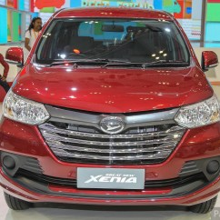 Grand New Avanza Ngelitik Oli Matic Giias 2015 Daihatsu Xenia Facelifted 39s Sister
