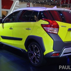 Toyota Yaris Trd Heykers Harga All New Camry 2018 Indonesia Giias 2015 Concept Suv Looks Paul