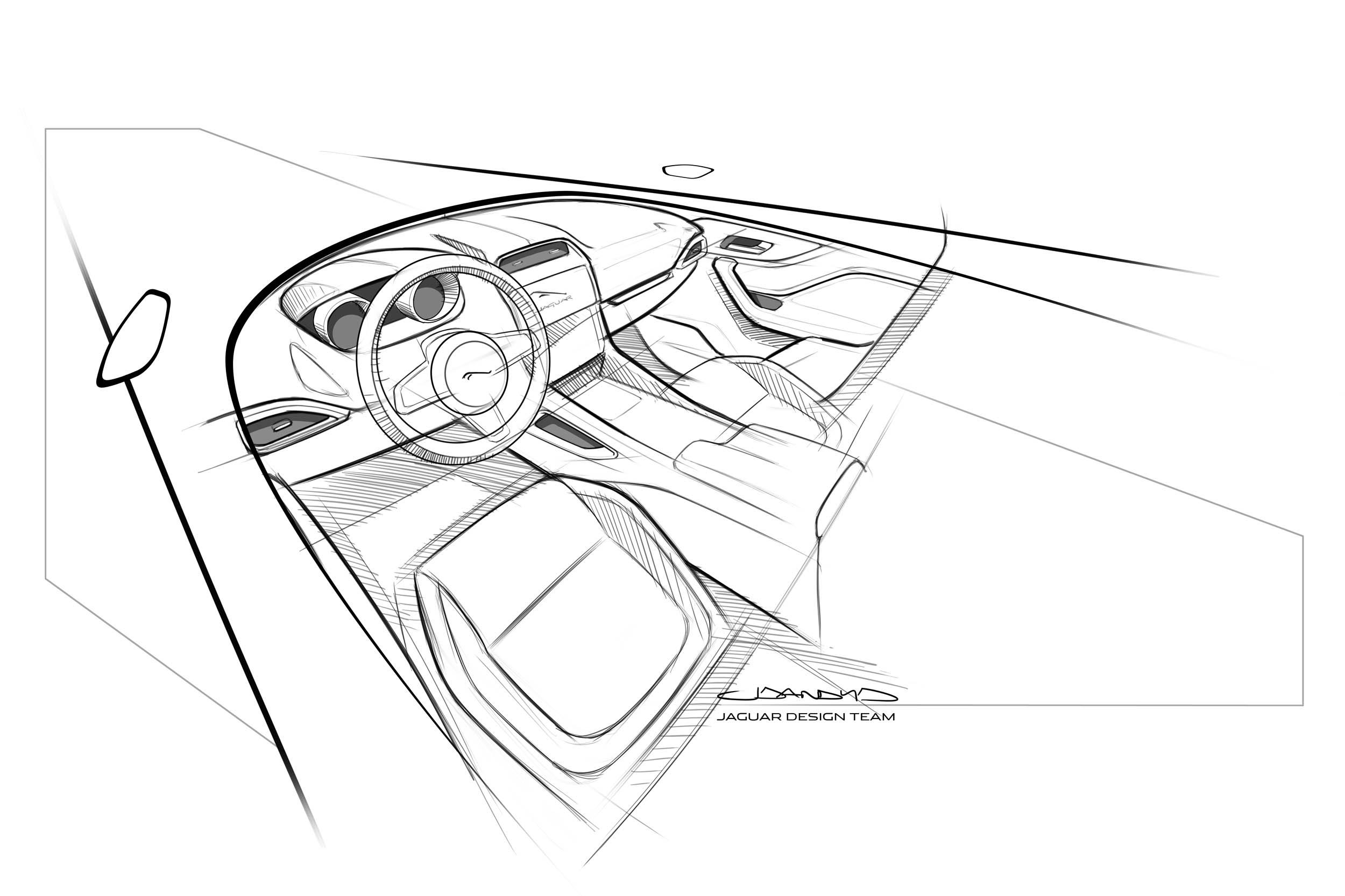 Frankfurt All New Jaguar F Pace Suv Revealed Jag