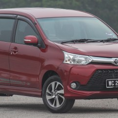 Model Grand New Avanza 2015 Ukuran Ban Gallery Toyota Facelift Now On Sale In M 39sia