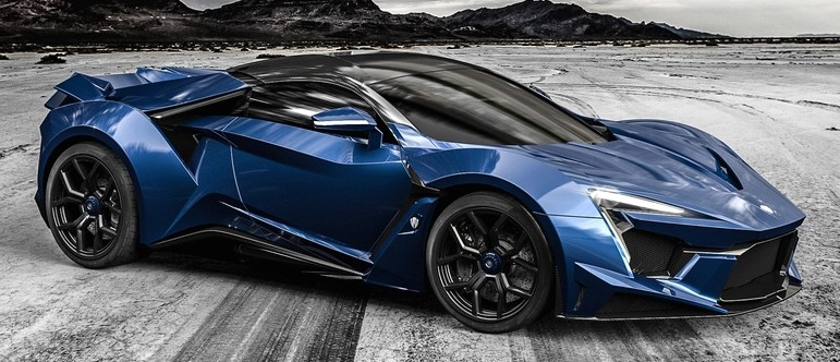 Exotic Cars Fall Wallpaper Fenyr Supersport Debuts A Junior Lykan With 900 Hp