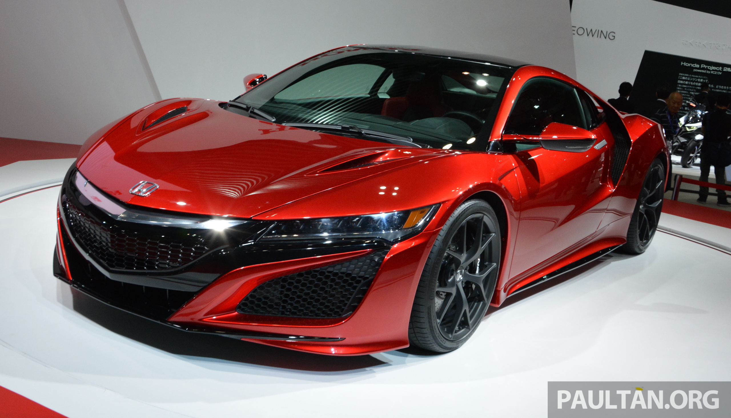 2016 Honda NSX Priced From RM755k In Europe Higher Than