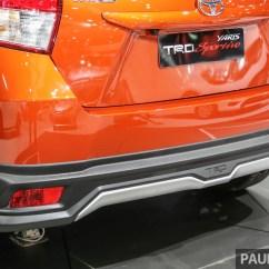 Toyota Yaris Trd Sportivo Olx All New Camry 2019 Interior Gallery At Bangkok 2016 Paul