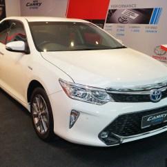 All New Camry Paultan Agya Trd Sportivo Gallery Toyota Hybrid Luxury Variant