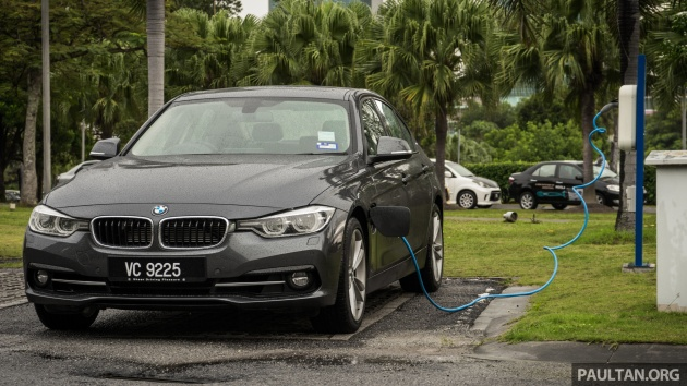 Bmw To Invest Rm126mil To Build Phevs In Thailand
