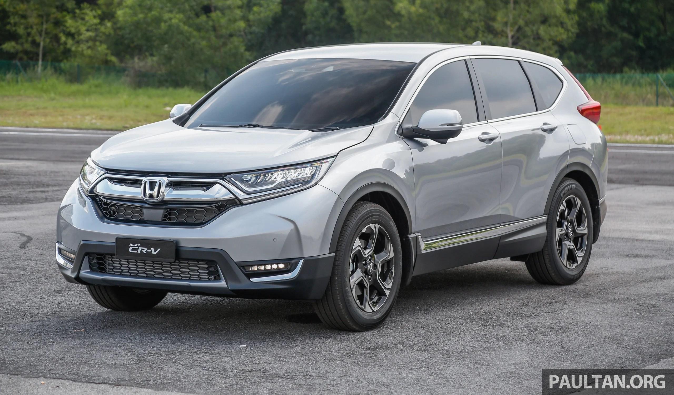 DRIVEN: 2017 Honda CR-V with Honda Sensing - first impressions review