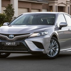 All New Camry 2018 Australia Corolla Altis 2020 Toyota Debuts In  From Rm86k Image