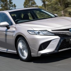 All New Camry 2018 Australia Release Date Toyota Debuts In  From Rm86k Image