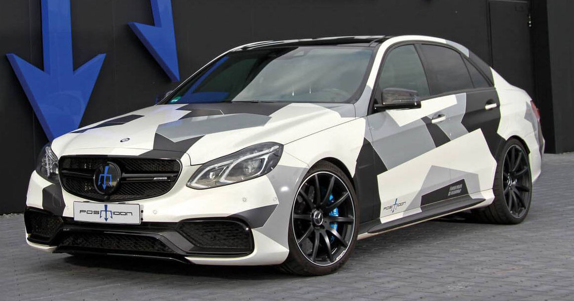 W212 Mercedes Benz E63 S AMG Tuned To 1020 Hp Image 755610