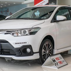 All New Yaris Trd 2016 Is The Camry Wheel Drive Gallery: 2018 Toyota Vios Gx In Detail – Rm90,980 Image 758468