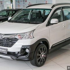 Pajak Grand New Avanza 2018 Veloz Warna Hitam Gallery Toyota 1 5x Goes For The Suv Look