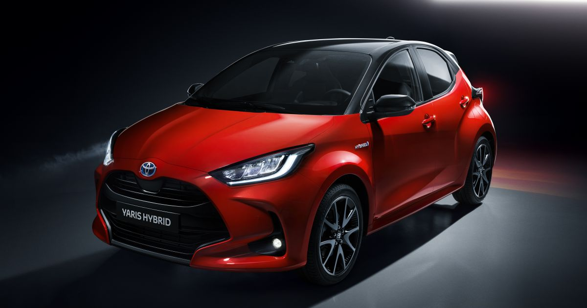 Toyota confirms Yaris-based SUV, to slot under C-HR
