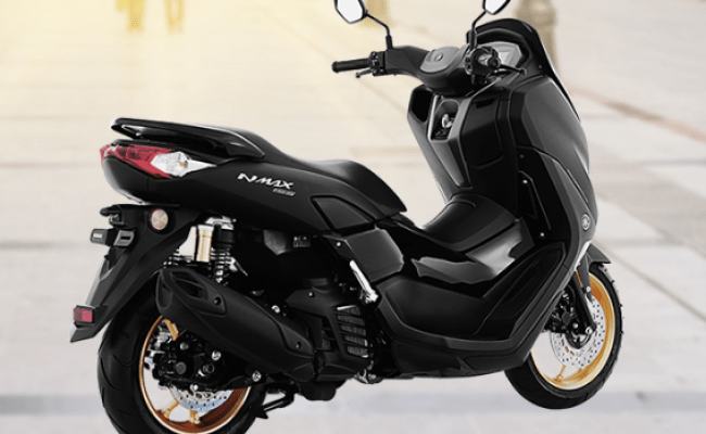 2020 Yamaha Nmax Updated And Now In Indonesia Paul Tan