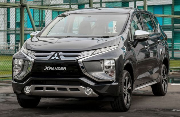 Mitsubishi Xpander facelift seen in Malaysia - 7-seater rival to Honda BR-V, Perodua Aruz launching soon? - paultan.org