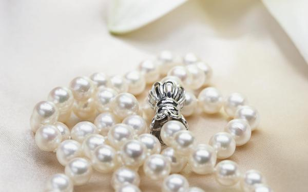 Wallpapers Pearl Jewelry
