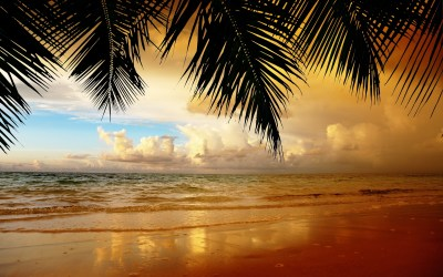 beach wallpapers backgrounds background sunset pic