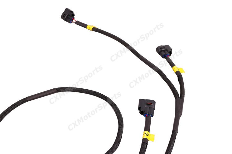 CXRacing 3 Coil Pack Wire Harness Connector for Toyota